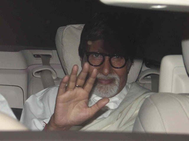 Amitabh Bachchan Says OK Kanmani is an 'Endearing Story'