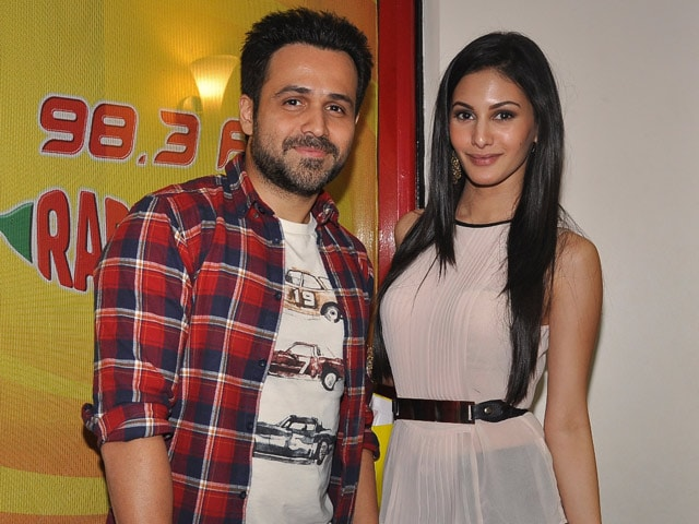 Amyra Dastur a Fan of Mr X Co-Star Emraan Hashmi's Humour