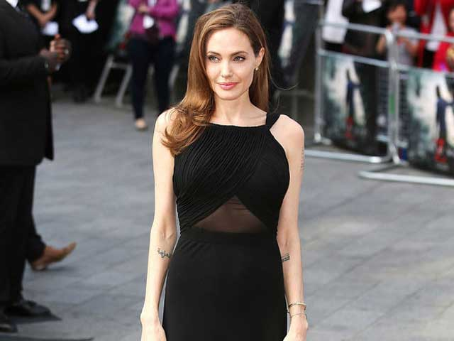 What Angelina Jolie Learnt from World War II Survivor's Story
