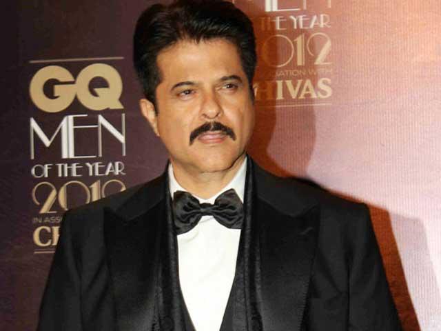 Anil Kapoor Visits Dubai for Film Festival