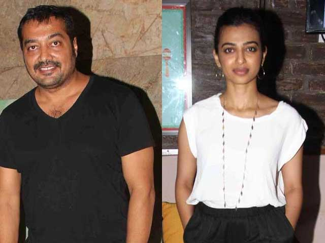 Nude Clip of Radhika Apte Goes Viral, Anurag Kashyap 'Feels Responsible'