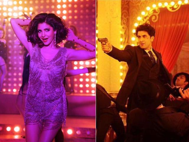 For Anushka Sharma and Ranbir Kapoor, Mohabbat Buri Beemari in Bombay Velvet