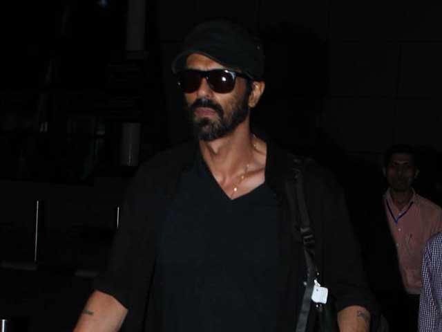 Arjun Rampal Grows Beard for Daddy