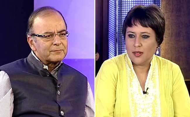 Finance Minister Arun Jaitley on NDTV Townhall: Full Transcript