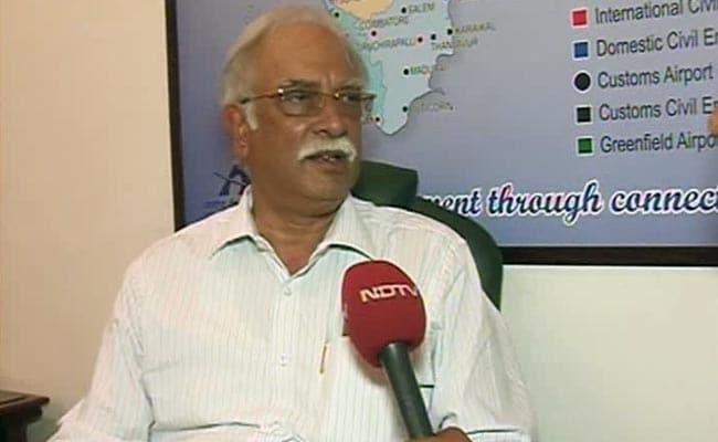 इंडिगो मामला : पैसेंजर से मारपीट पर नागर विमानन मंत्री गणपति राजू ने डीजीसीए से रिपोर्ट तलब की