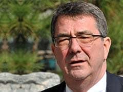 US Defense Secretary Ashton Carter Flies into Iraqi Kurdistan Unannounced