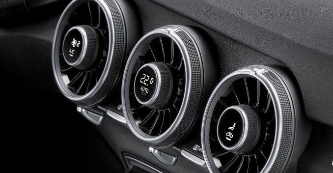 Audi TT AC Vents