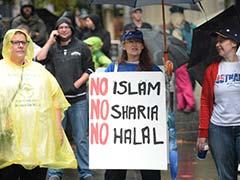 Hundreds Protest Islamic Law in Australia