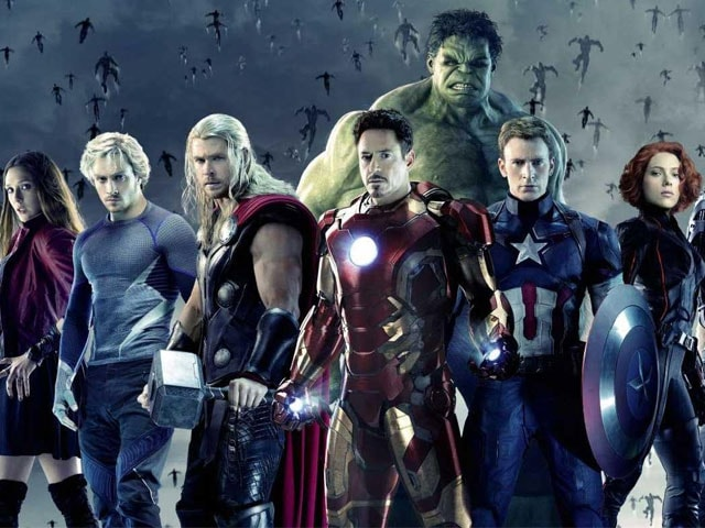 Avengers Smash Indian Box Office With Record Opening For Age of Ultron