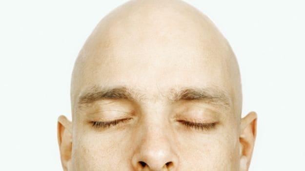 Bald Truth: Plucking Hair Out Can Stimulate Growth