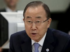 UN Secretary General Ban Ki-Moon Offers Support For Indo-Pak Talks