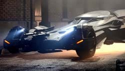 Take a Closer Look at the New Batmobile