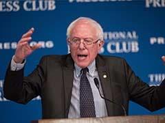Sanders Upsets Clinton In Close Michigan Primary