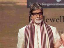 Amitabh Bachchan on Shabana Azmi's Fashion Show: Cause is Bigger Than The Ramp