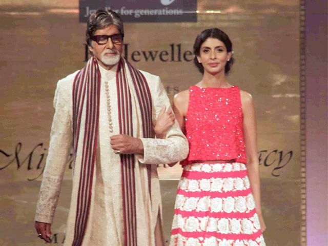 Amitabh Bachchan on Shabana Azmi's Fashion Show: Cause is Bigger Than The Ramp