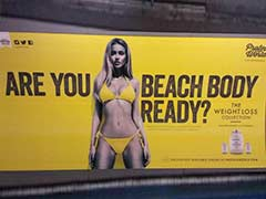 'Are You Beach Body Ready?': Ad Pulled After Being Slammed as Body-Shaming