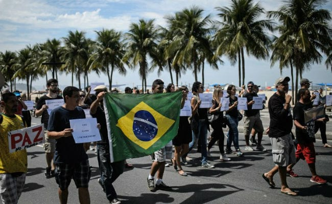 Now, Brazil's Southern States Want Independence, Hold Catalonia-Inspired Poll
