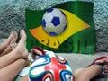 ब्राजील के फुटबाल स्टार ने कोकीन के लिए बेचा अपना गोल्ड मेडल