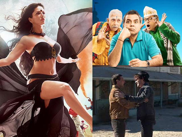Today's Big Releases: Ek Paheli Leela, Dharam Sankat Mein, Broken Horses