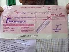 In Uttar Pradesh, a Farmer's Crop is Destroyed, Then His Compensation Cheque Bounces