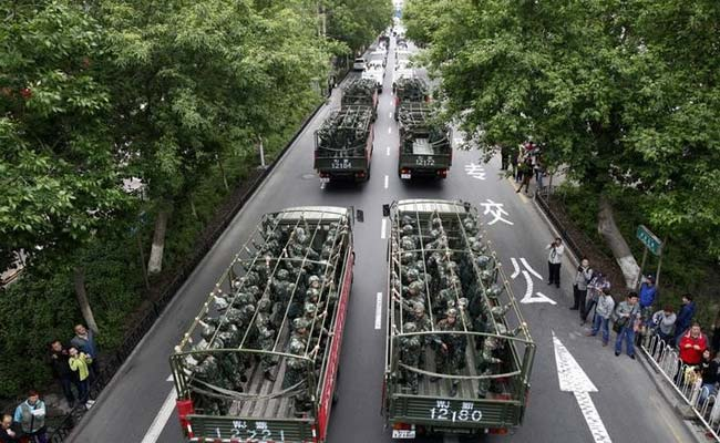 चीन ने कम्युनिस्ट पार्टी की कांग्रेस से पहले भारत से लगी सीमा पर सुरक्षा बढ़ाई
