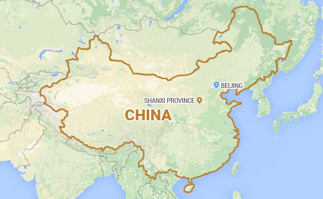 Shanxi China Map.24 Workers Trapped In Flooded Coal Mine In China S Shanxi Province