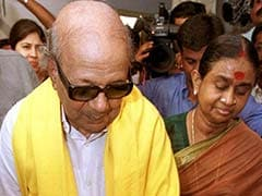 M Karunanidhi's Wife Dayalu Ammal Hospitalised: Report