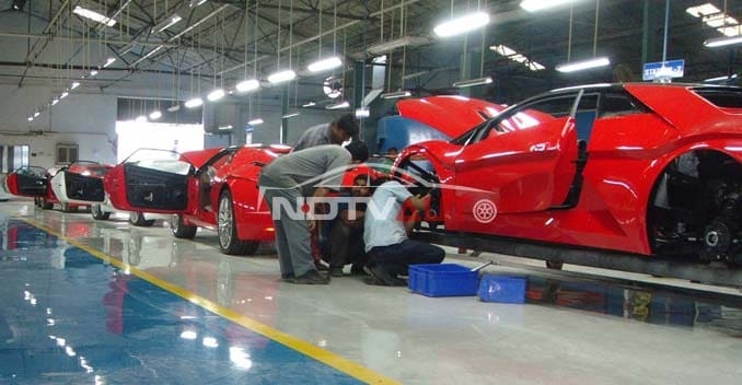 DC Avanti Sports Car: Made-in-India, For India