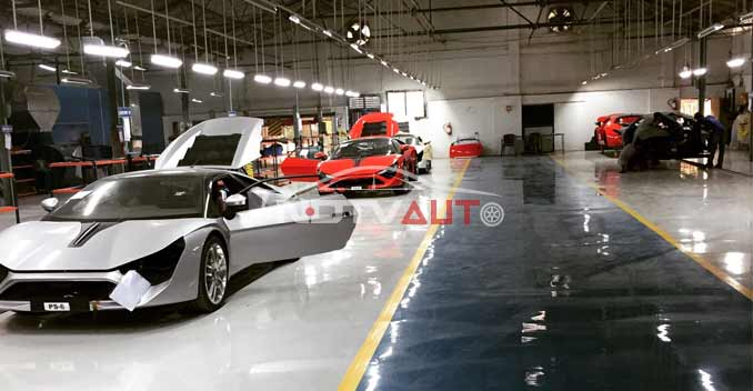 First Made-in-India Sports Car - DC Avanti - Launching Next Month