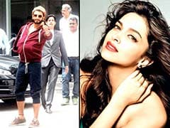 Deepika Stays Close by Ranveer's Side Till His Discharge From Hospital