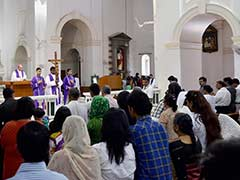 Good Friday Observed in Delhi, Security of Churches Stepped Up