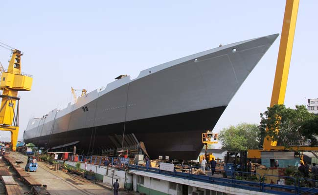 All About the INS Visakhapatnam, Navy's Most Powerful Destroyer