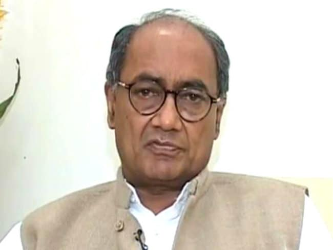 Excel 'Evidence' Presented by Digvijaya Singh Was Forged, Says Court