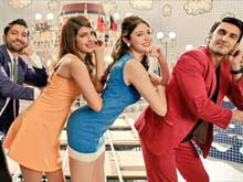 Ahoy There, the <i>Dil Dhadakne Do</i> Song is Out