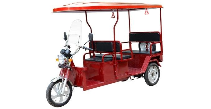 e rickshaw main