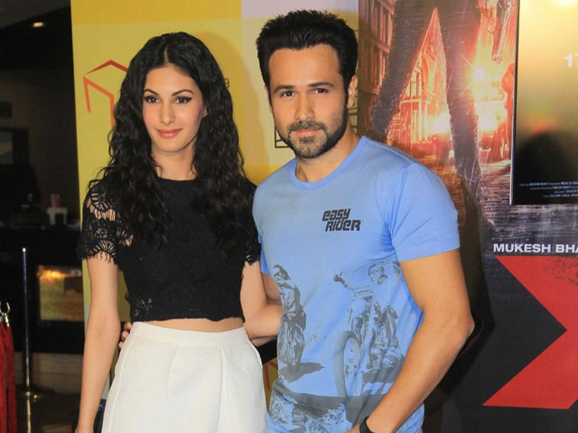 Amyra Dastur Was 'Skeptical' About Working With Emraan Hashmi Due to his 'Bold Image'