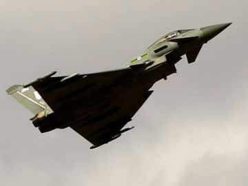 Ready to Supply India With the Eurofighter Typhoon Aircraft