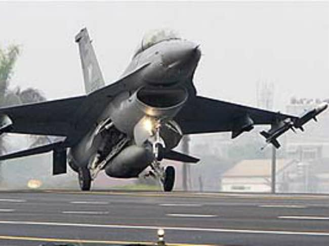 Moroccan F-16 Fighter Jet from Saudi-Led Coalition in Yemen Goes Missing