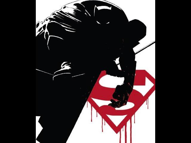 Frank Miller to Write New Batman Comic