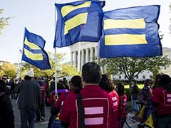 US Top Court Divided on Gay Marriage, Justice Anthony Kennedy Appears Pivotal