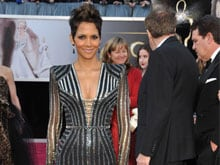 Halle Berry: Was Damaged as a Child of Domestic Violence