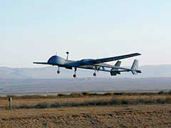 Navy's Heron UAV Crashes Off Kerala's Coast After Engine Failure