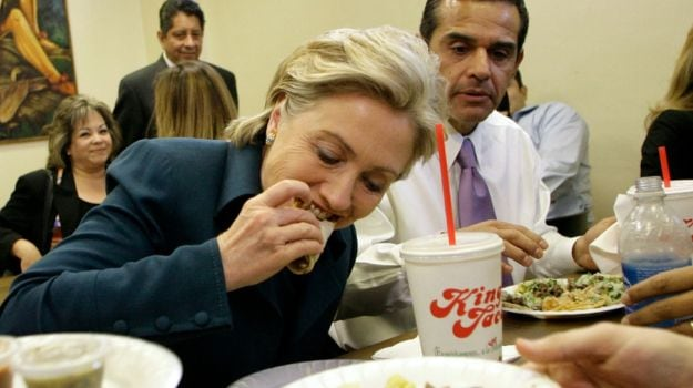 Hillary's Flawless Chipotle Choice: How Campaign Meals Can Make or Break a Politician's Image