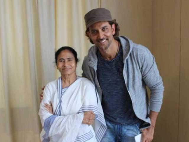 IPL 8:  Hrithik Roshan's Meeting With Mamata Banerjee Was 'Full of Bengali Warmth'