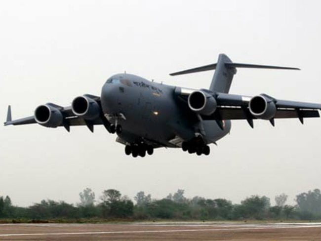 First Air Force Plane Reaches Djibouti to Bring Back Indians Evacuated From Yemen