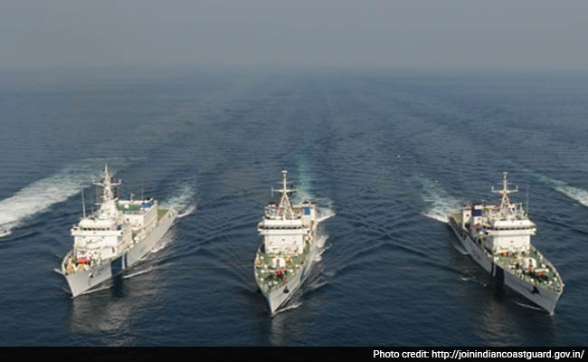 Coast Guard May Join Hands With Paramilitary Forces In Future: Official