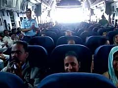 Over 1000 Indian Nationals Rescued From Yemen, 26 Countries Seek India's Assistance