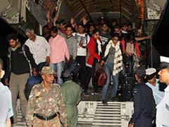2,246 Indians Evacuated From Earthquake-hit Nepal by Indian Air Force