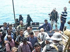 Evacuation of Stranded Indians From Yemen Being Out in War-Like Conditions: Navy