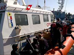 Migrant Boat Capsizes in Mediterranean, 25 Dead